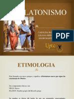 EXPOSICION NEOPLATONISMO