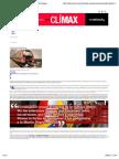 Las Marramucias Electorales Dentro Del Metro de Caracas, Clímax