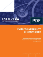 Email Vulnerability in Healthcare