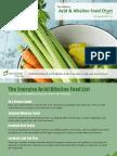 Acid Alkaline Food Chart 1.1