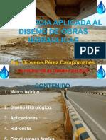Hidrologia Aplicada Al Diseño de Las Obras Hidraulicas