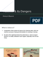 tobacco slideshow