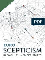 Euroscepticism in Small Eu Member States Read in English (1)