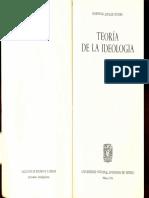 Mariflor Aguilar - Teoría de La Ideología