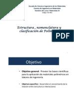 Estructura y Nomenclatura MIII-2015