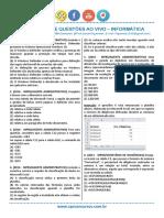 Trans. Ao Vivo - Informática (20!07!16)