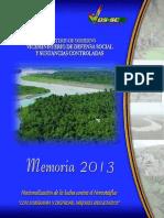 Memoria 2013 Vds