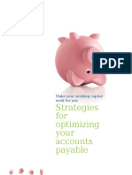 CA en FA Strategies for Optimizing Your Accounts Payable