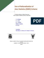 IRR Minor Statics