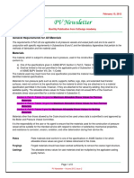 5.PV Newsletter - Material requirements.pdf