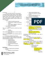 PATHOMidterms - 1. Renal Pathology