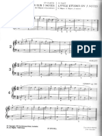 101 Études Pour Piano
