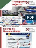 Presentacion Comercial Transporte Aéreo de Pasajeros