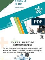 Presentación Redes Plantilla Redes Básico FAC
