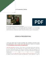 Entrevista a la poeta Jessica Freudenthal