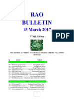 Bulletin 170315 (HTML Edition)