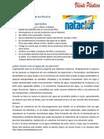 Manual Nataclor