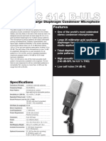C414B-ULS Manual