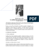 Julian Rey, Rafael - Reflexiones Sobre La Nulidad Del Matrimonio Eclesiastico