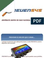 PREVENSYS-PRESENTACIÓN  ARCHIVO