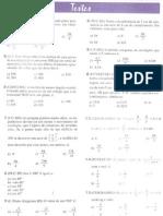 Matemática - Trigonometria - Lista de Exercícios - Funções Circulares