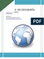 GEOGRAFÍA MÓDULO II BIMESTRE - 5º AÑO SECUNDARIA