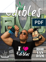 The Edibles Awards Issue - Featuring Rob Van Dam