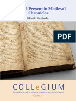 Mari Isoaho (Ed.), Past and Present in Medieval Chronicles