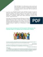 Movimiento Bolivariano de Familia