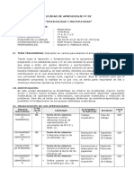 Unidad de Aprendizaje Nº 02 ( Algebra, Aritmetica, Pfrh)