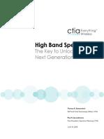 5g High Band White Paper