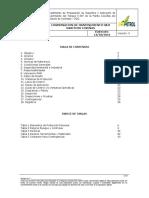 006 Procedimiento de Preparación de Superficie y Aplicaciòn de Recubrimiento del Tanque K-507
