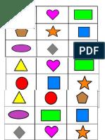 Bingo de Figuras Geométricas