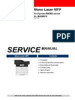 SVC Manual M4080 Eng