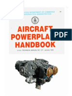 Aircraft Power Plant Handbook - CAA No 107