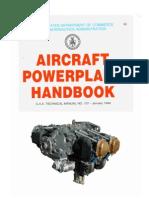 Aircraft Power Plant Handbook - CAA No 107