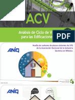 2017_03_06_Webinar ACV Para Las Edificaciones