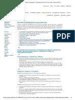 Normativa Trabajadora Casa Particular - Portal Institucional. Dirección Del Trabajo