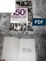 150 Formas de Iniciar Una Conversacion Egoland PDF