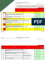 Herramienta de DiagnosticoISO 9001 2015