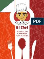 Manual de Campaña Publicitaria para Cocina Económica