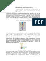 Aplicaciones Basadas en Materiales Piezoeléctricos