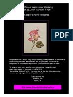 rose poster pdf