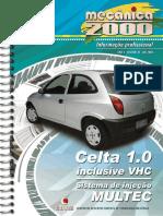 Vol.26 - Celta 1.0 Inclusive o VHC