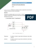 Práctica 12 - Circuitos Trifásicos