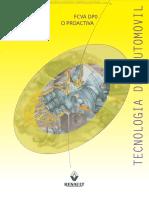 Manual Caja Cambios Automatica Transmision Dp0 Renault Caracteristicas Estructura Gestion Electronica Diagnostico