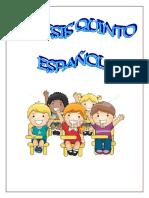 SINTESIS  ESPAÑOL 5° 2017