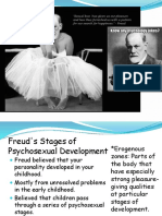 freud - psychosexual stages