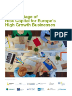 AFME The Shortage of Risk Capital for Europes High Growth Businesse