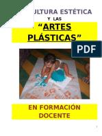 Artes Plásticas Módulo 2013